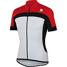 image of Sportful Pista Long Zip Cycle Jersey
