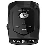 image of Snooper 4Zero GPS Speed Camera Detector with 3 months free subscription package