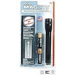 image of Mini Maglite Torch Plus Holster Black
