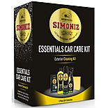 Simoniz Essentials Car Care Kit Exterior Cleaning Kit
