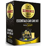 image of Simoniz Essentials Car Care Kit Exterior Cleaning Kit