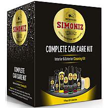 image of Simoniz Complete Car Care Kit Interior & Exterior