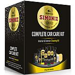 Simoniz Complete Car Care Kit Interior & Exterior
