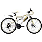 image of Boss Whitegold Womens Mountain Bike - 18""