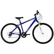 image of Falcon Allegro Mens Hybrid Bike - 18""