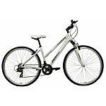 "image of Falcon Sorrento Womens Hybrid Bike - 16"""
