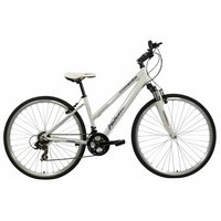 Falcon Sorrento Womens Hybrid Bike - 16""