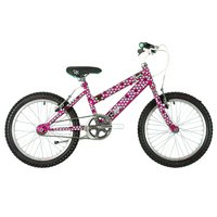 Raleigh Krush Girls Bike - 18""