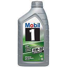 image of Mobil 1 ESP 0W30 GSP Fully Synthetic Engine Oil 1L