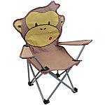 image of Yellowstone Kids Animal Antics Chair Monkey