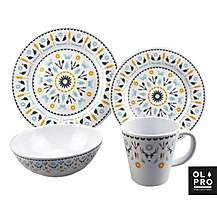 image of Olpro Whitbourne 8 Piece Melamine Set