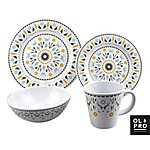 image of Olpro Whitbourne 16 Piece Melamine Set