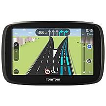 """image of TomTom Start 50 5"""" Sat Nav UK & ROI with Lifetime Maps"""