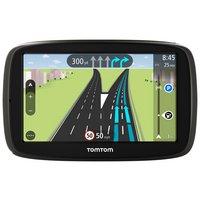 """TomTom Start 50 5"""" Sat Nav UK & ROI with Lifetime Maps"""