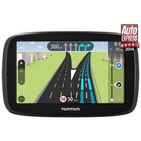 "TomTom Start 50 5"" Sat Nav UK & ROI with Lifetime Maps"