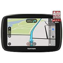 "image of TomTom Start 50 5"" Sat Nav Full Europe & lifetime Maps"