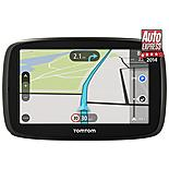 "TomTom Start 50 5"" Sat Nav Full Europe & lifetime Maps"