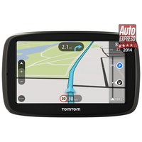 """TomTom Start 50 5"""" Sat Nav Full Europe & lifetime Maps"""