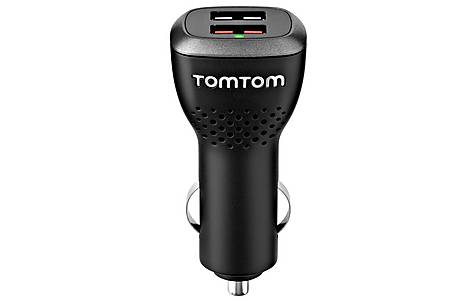 image of TomTom High Speed Dual Charger