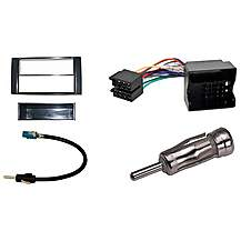 image of Armour Autoleads Complete Fitting Kit for Single or Double DIN Stereos