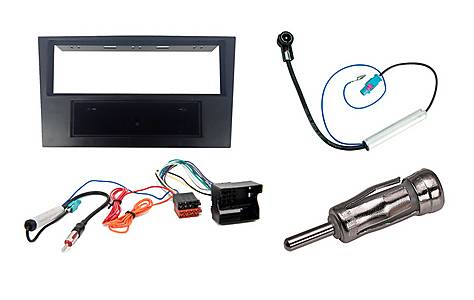 image of Armour Autoleads Complete Fitting Kit for Single DIN Stereos - Vauxhall 02