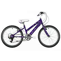 image of Raleigh Krush Girls Mountain Bike - 20""