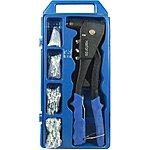 image of Halfords Hand Riveter Kit