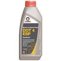 Comma DOT 4 ESP Brake Fluid 1L