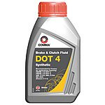 image of Comma DOT 4 Brake Fluid 500ML
