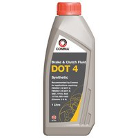 Comma DOT 4 Brake Fluid 1L