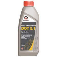 Comma DOT 5.1 Brake Fluid 1L