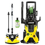 image of Karcher K5 Premium Eco Home Pressure Washer