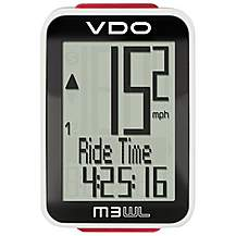 image of VDO M3 WL (Wireless) Cycle Computer