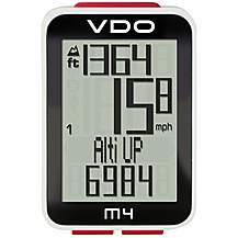 image of VDO M4 Cycle Computer