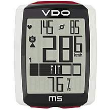 image of VDO M5 WL (Wireless)Cycle Computer