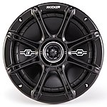 image of Kicker D Series 165mm Coaxial Speakers