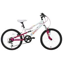 "image of Apollo Charm Junior Mountain Bike 20"" - Pink"