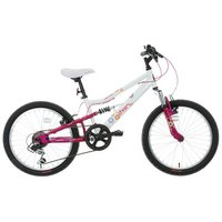 "Apollo Charm Girls Mountain Bike 20"" - Pink"