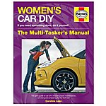 image of Haynes Women's Car DIY Manual