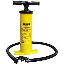 image of Halfords Double Action Hand Pump