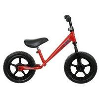 Kiddimoto Red Super Junior Balance Bike