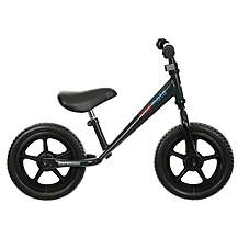 image of Kiddimoto Grey Super Junior Balance Bike