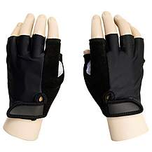 image of Halfords Comfort Cycling Mitts - Medium