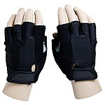 image of Halfords Comfort Cycling Mitts - Large