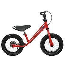 image of Kiddimoto Red Super Junior Max Balance Bike