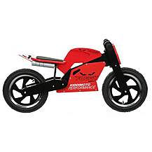 image of Kiddimoto Carl Fogarty Hero Superbike Balance Bike