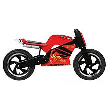 image of Kiddimoto Joey Dunlop TT Hero Superbike Balance Bike