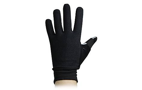 image of Bikehut Fleece Cycling Gloves - Medium