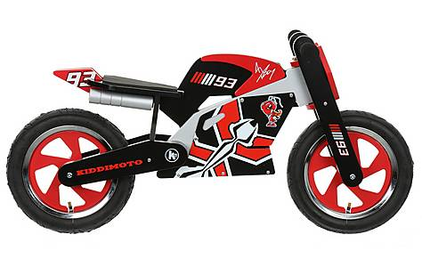 image of Kiddimoto Marc Marquez Hero Superbike Balance Bike