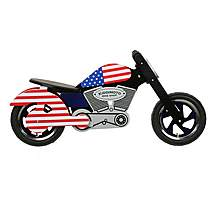 image of Kiddimoto USA Chopper Balance Bike
